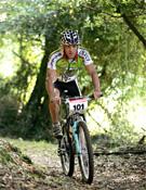 Segunda sección: 16 km en mountain bike.- Foto: Duatlón Orduña