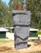 Instalaciones del campamento de verano ´Las Cabañas del Pintado´.