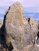 Cara Oeste del Naranjo.- Foto: desnivelpress.com