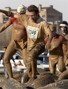 El barro y los obstáculos no les pondrán las cosas fáciles a los participantes.- Foto: Cortesía Ocisport S.L.