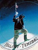 Tenzing Norgay en la cima del mundo. Primera ascensión junto a Edmund Hillary, 29 de mayo de 1953. ~ desnivelpress.com