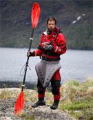 Cristian Donoso, explorador y autor de este artículo.- Foto: Col. Cristian Donoso