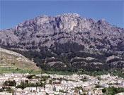 Cazorla, un excelente lugar para correr, y para observar. Foto: desnivelpress.com