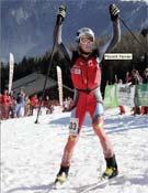 Los españoles continúan cuajando un gran papel en las competiciones internacionales.- Foto: www.skimo.org