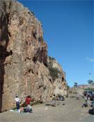 La Cala amenazada.- Foto: www.ilimitados.org