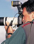 Luz, óptica, paisaje, equipos... mayo, mes de la fotografía en Desnivel.- Foto: desnivelpress.com