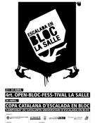 Cartel de la IV edición del Open de La Salle.- Foto: Org. Open La Salle