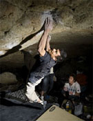 Yuji Hirayama, 8b+ de bloque en Japón.- Foto: Shinta Ozawa / Kairn.com