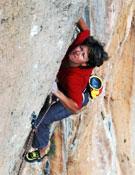 Muriel Sarkany logra su primer 8c con Drop city en Antalya.- Foto: murielsarkany.com