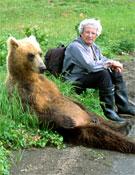 Imagen de Living with grizzlies.- Foto: images.google.com