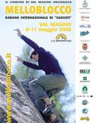 Cartel del Melloblocco 2008.- Foto: Cortesía de la Organización