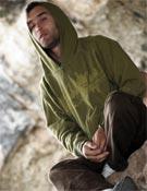 Chris Sharma medita.- Foto: Jorge Jiménez / Desnivelpress.com