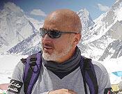 Sebatián Álvaro, Director de Al Filo de lo Imposible.- Foto: desnivelpress.com