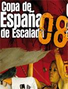 Cartel oficial de la prueba de Barcelona de la Copa de España.- Foto: David Munilla