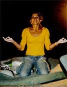 Daila, la noche y la relajación.- Foto: desnivelpress.com
