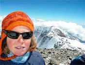 Jordan Romero, con 11 años ya ha completado tres de las siete cumbres más altas de cada continente.- Foto: Col. Jordan Romero