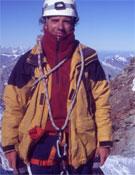 David Atela, autor de 50 montañas de los Alpes.- Foto: desnivelpress.com