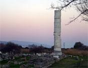 Samos, un lugar para la aventura y para la historia.<br>Foto: Cortesía de Laura Samsó y Joan L. Haro