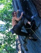 Peter Kamitses llega, tras 14 años de escalada, a la novena dimensión.- Foto: Col. Peter Kamitses