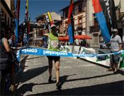 El británico Andrew Symonds en la meta. Foto: Miguel Ángel Ras / MAM