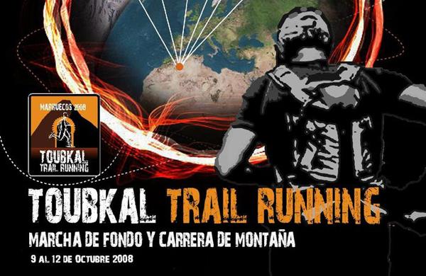 Toubkal Trail Running