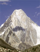 Vista del Gasherbrum IV.- Foto: desnivelpress.com