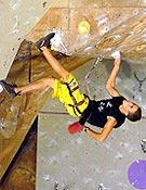Eric López cuajó un fantástico resultado, aunque no pudo revalidar los títulos que logró en Imst en 2006.- Foto: desnivelpress.com