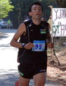 Miguel Heras llegando a la meta.- Foto: FMM/Lobo