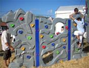 Rocódromo infantil de Big Wall.- Foto: Big Wall