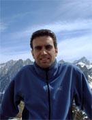 Jordi Pons, autor del manual Tiempo y clima en montaña.- Foto: Col. Jordi Pons