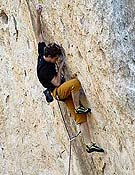 Patxi Usobiaga en Psikoterapia, 8c+/9a de Valegovía (Álava).- Foto: patxiusobiaga.com