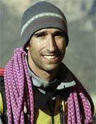 Simón Elías, Director del Equipo Nacional de Alpinismo.- Foto: desnivelpress.com