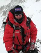 Artur Hajzer durante la expedición invernal al Nanga Parbat, en 2007.- Foto: Col. Artur Hajzer