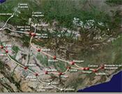 El Camí de Sant Jaume, una propuesta atractiva a pie, en bicicleta, a caballo...