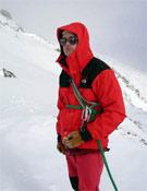 Carlos Jarque Bañuelos, Presidente de Mountain Wilderness (España).- Foto: Col. Carlos Jarque