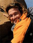 El alpinista canario Juan Diego Amador.- Foto: Col. Juan Diego Amador