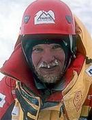 El alpinista polaco Jacek Teler.- Foto: Col. Jacek Teler