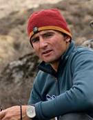 Ueli Steck en Nepal.- Foto: Col. Ueli Steck