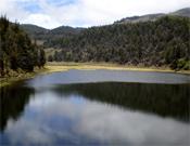 Laguna La Victoria en el Parque Nacional de Sierra Nevada.- Foto: Cortesía de Jekaterina Nikitina