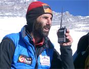 El alpinista portugués João García.- Foto: Col. João García