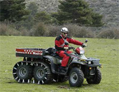 Prácticas de rescate en la Sierra de Guadarrama, por el Grupo Especial de Rescate en Altura (GERA).- Foto: desnivelpress.com