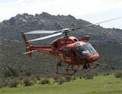 Prácticas de rescate de un montañero herido en la Sierra de Guadarrama.- Foto: desnivelpress.com