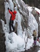 Un momento de la concentración.- Foto: Petzl Icertic 2009