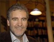 El investigador y explorador Jerónimo López, en la Librería Desnivel.- Foto: desnivelpress.com