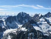 La Cordillera Alutiana, un recóndito rincón de Alaska... suculento para el alpinismo.<br>Foto: cortesía de Curro González