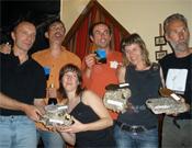 La Orden del Tumbao entregó sus premios.- Foto: ordendeltumbao.blogspot.com
