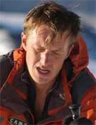 El alpinista kazajo Denis Urubko.- Foto: Col. Urubko
