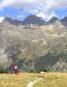 GR-11 en el Pirineo Aragonés