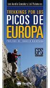 Portada de Trekings por los Picos de Europa