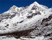 Vista del Kangchenjunga. Foto: desnivelpress.com